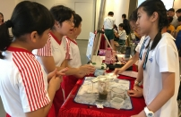 參加第二十一屆「常識百搭」小學STEM探究展覽